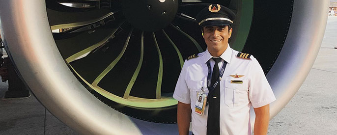 a day in the life of a mainline pilot alpa