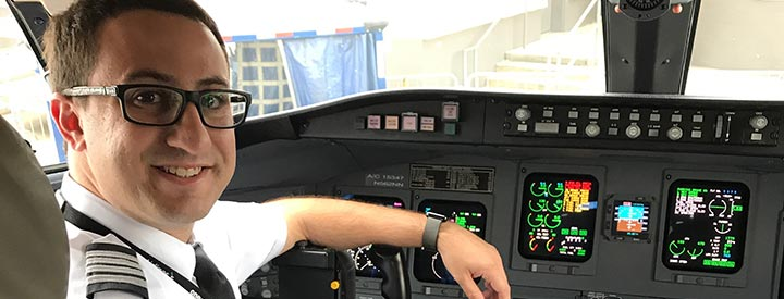 A Day In The Life Of A Regional Pilot Alpa